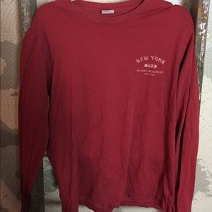 Brooks Brothers L/S tee GUC L